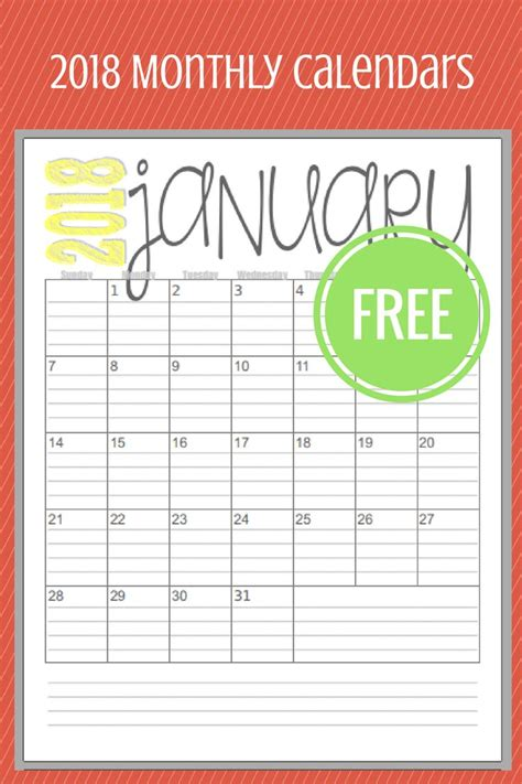 calendar ideas pinterest calendar
