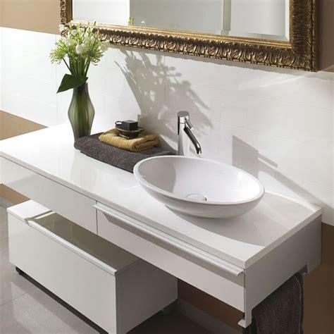 eands kitchen bathroom laundry villeroy boch loop oval counter top basin 51510001