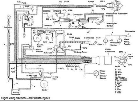 bayliner wiring diagram boat