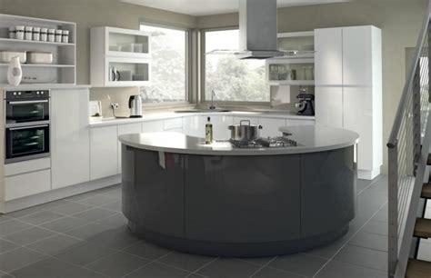 meuble de cuisine gris anthracite cuisine gris anthracite 56 idées pour une cuisine chic