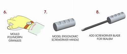Materials Polymorph Plastic Smart Reprap Example Parts