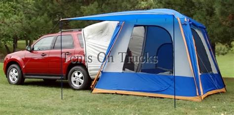 attach  tent      van  ez camping road trip fun pinterest  ojays