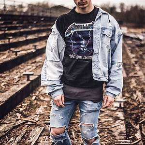 20 Stunning Grunge Mens Fashion Ideas To Try Out - Instaloverz