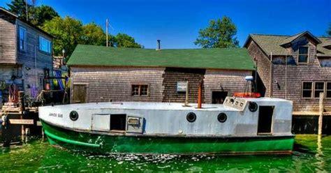 Tug Boat Price In India by Fishing Tug Quot Joy Quot Dockside In Leland Mi Leland