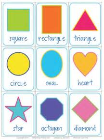 4 best images of learning colors flash cards printable
