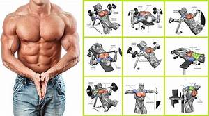 How To Get A Big Chest - 4 Exercises You Must Do