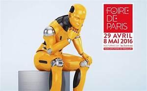 Place Gratuite Foire De Paris : foire de paris 2016 entr e invitation gratuite ~ Melissatoandfro.com Idées de Décoration