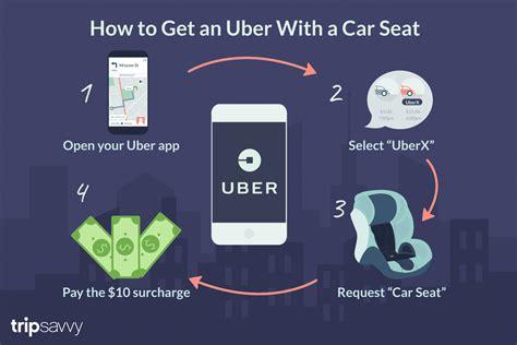car seat   uber
