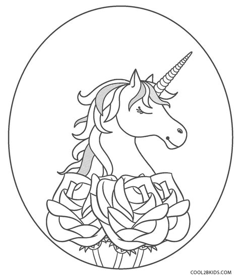 unicorn coloring pages coolbkids