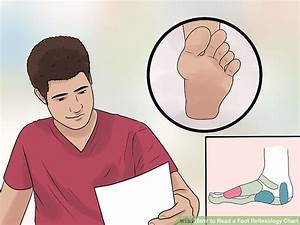How To Read And Apply A Foot Reflexology Chart  A Detailed