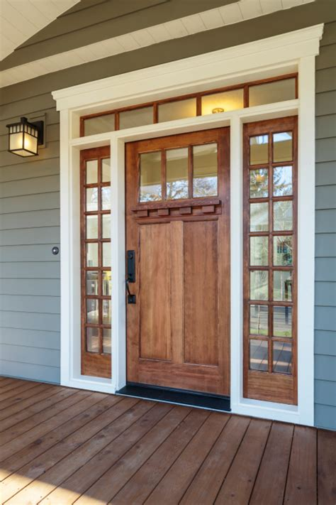 58 Types Of Front Door Designs For Houses (photos
