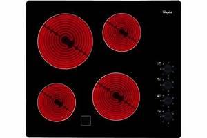 Plaque Induction Ou Vitrocéramique : plaque vitroc ramique whirlpool akm700ne darty ~ Dailycaller-alerts.com Idées de Décoration
