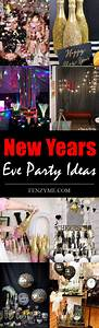 10 Fun New Years Eve Party Ideas for 2018