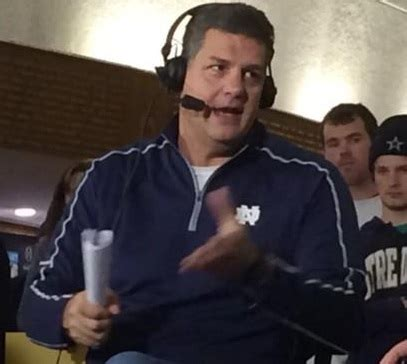 Mike Golic loses bet on Notre Dame game, will take Kim ...