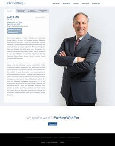 attorney biography examples images web design