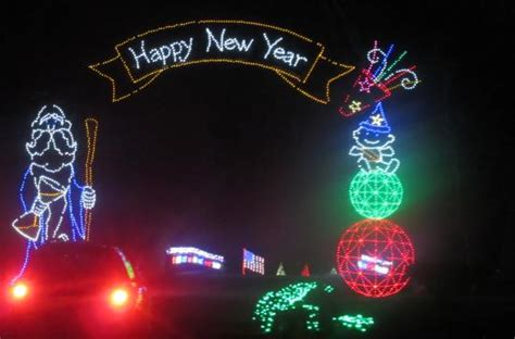 fantasy of lights vasona lake county park los gatos ca