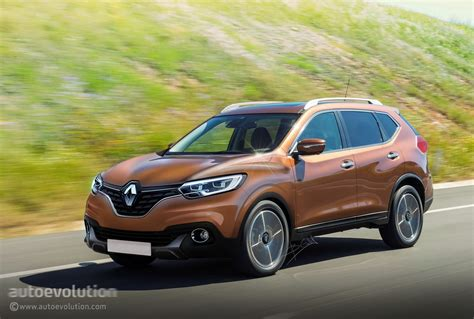 2017 Renault Koleos Under Development As 7 Seater