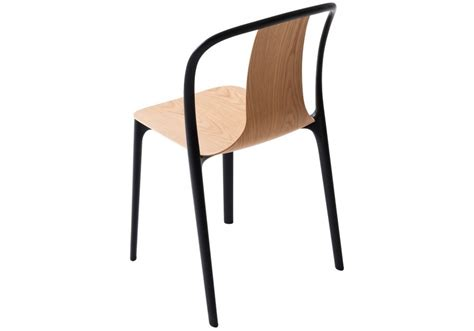 belleville chair wood silla vitra milia shop