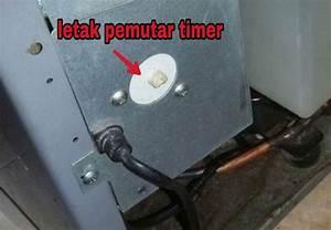 Timer Defrost Kulkas Nofrost