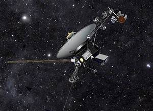 Out there: NASA says its Voyager 1 probe has become first ...