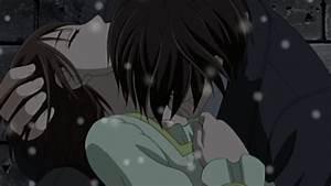 vampire knight kaname bites yuki | Vampire Knight Guilty ...