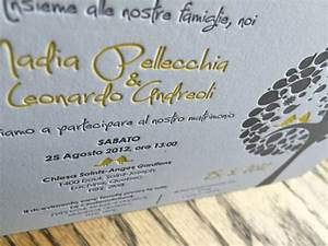 letterpress wedding invitation custom wedding With wedding invitations wording in italian