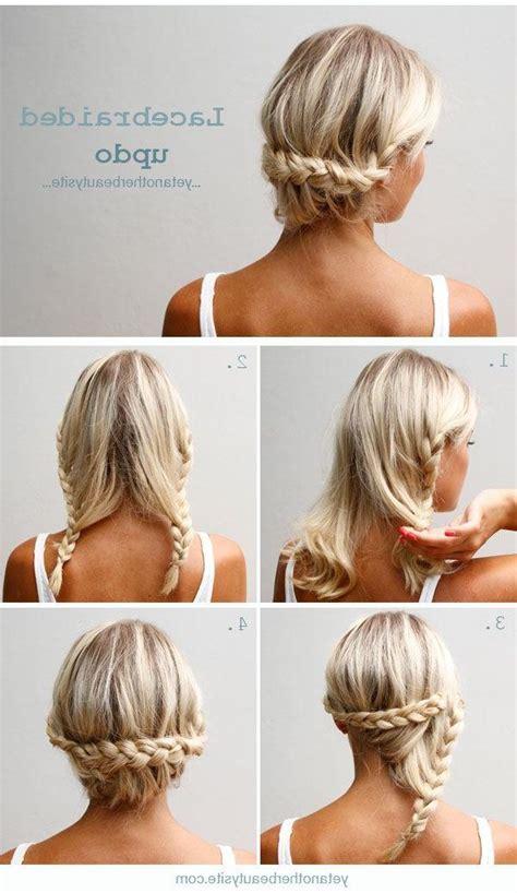 haircut tutorials for medium hair 15 best ideas of easy hairstyles summer 4083