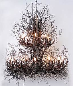 Twig Chandelier The Phillips Branchelier Rustic Artistry