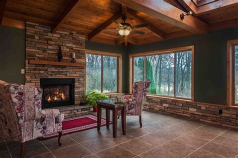rustic sunrooms a rustic sunroom mechanicsburg pa