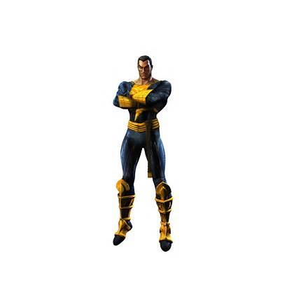 Adam Among Injustice Gods Comic Standup Marvel