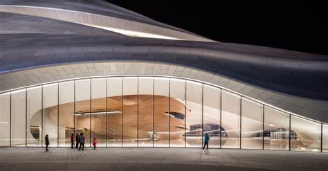 breathtaking harbin opera house  china  mad architects