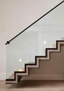 Rampe D Escalier Moderne : escalier moderne int rieur 34 id es de d co ~ Melissatoandfro.com Idées de Décoration