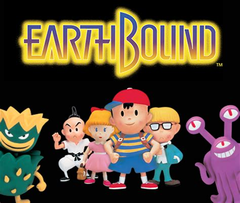 earthbound super nintendo juegos nintendo