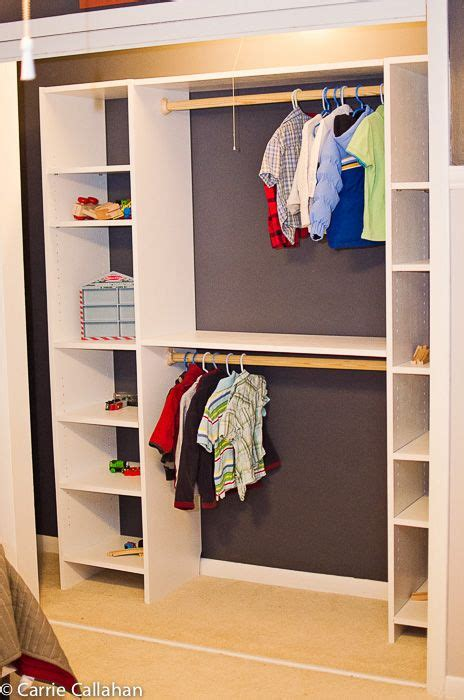Built In Closet Organization Ideas by 40 Best Closet Tutorials Images On Bedrooms