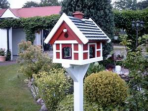 Vogelhaus Zum Selber Bauen : vogelhaus und nistkasten zum vogelschutz with regard to ~ Michelbontemps.com Haus und Dekorationen