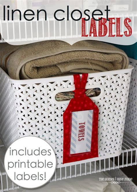 printable closet labels day