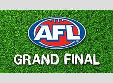 AFL GRAND FINAL The Office