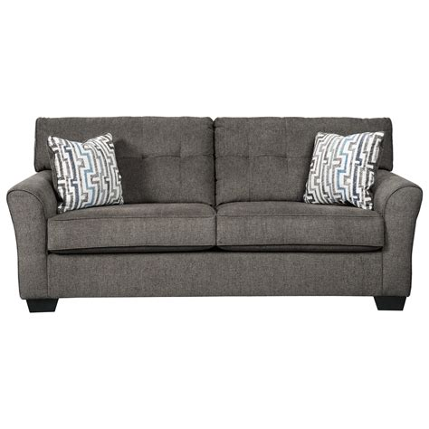 City Furniture Sleeper Sofa by Benchcraft Alsen Contemporary Sofa Sleeper With