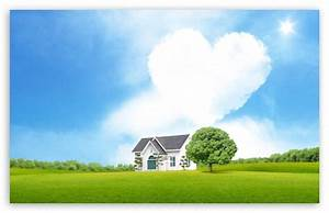 Dream Love House 4K HD Desktop Wallpaper for 4K Ultra HD ...