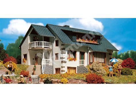H0 Haus Am See Vollmer Hausbausatz In Spurgröße 187 H0