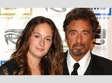 Al Pacino's daughter Julie Marie speaks out after her