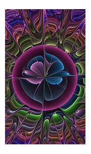 3D Awesome Flower Swirl Trippy HD Trippy Wallpapers | HD ...