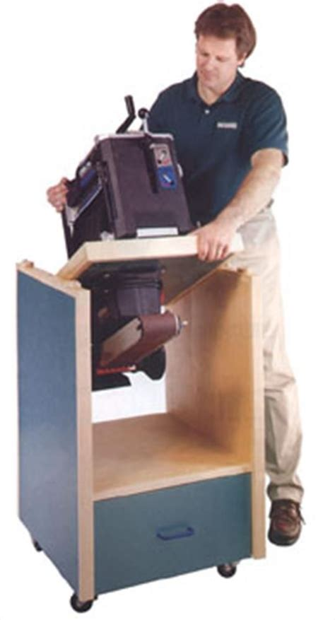 swivel topped tool cabinet woodworking plan  wood