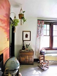 Eclectic, Living, Room