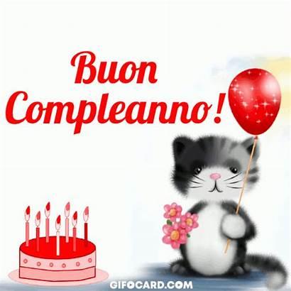 Birthday Italian Happy Compleanno Buon Spanish French