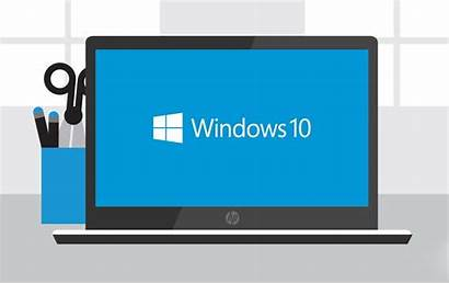 Windows Hp Driver Pc Microsoft Solution Computer