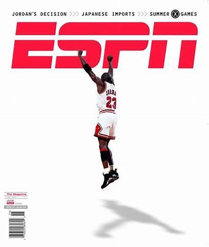 Jordan Michael Magazine Imageevent Bulls Iconic Really