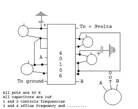 Freestompboxes View Topic Weird Circuit