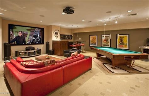 Home Game Room Accessories  Interesting Ideas For Home