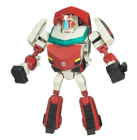 ratchet cybertron mode transformers toys tfw2005
